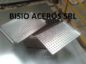 CANASTO ACERO INOX 304
